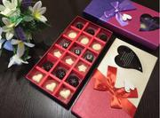 Get Custom Chocolate Boxes at OXO Packaging