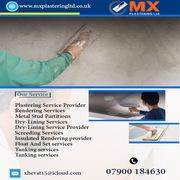 Skimming Services Essex | MX PLASTERING Ltd.