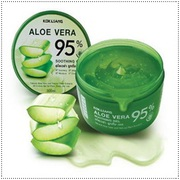 After Sun Care Soothing Aloe Vera Gel for Sunburn Relief