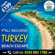 Great Savings on All Inclusive Benidorm Beach Escape – Save Up to 35%