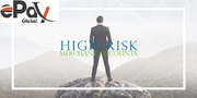 Get the Special Offers of High-Risk Merchant Account Powered By ePay G