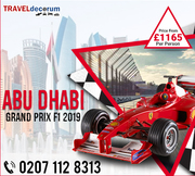 Best of Abu Dhabi Grand Prix Hospitality Packages