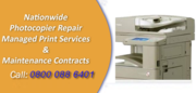HP Designjet Plotter Repair Service in London