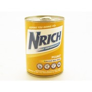 Nrich Nutritionally Balanced Milk Drink Peanut Flavour 400g