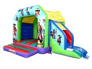 Bouncy Castle Hire Pirate Combo