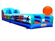 Bungee Run Bouncy Castle