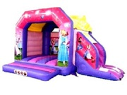 Bouncy Castle Princess Combo