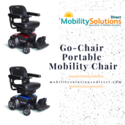 Purchase Amazing Go-Chair Portable Mobility Chair Online