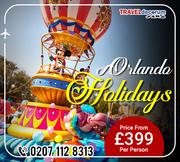 Book Cheap Kissimmee Orlando Holidays and Disney Orlando holidays