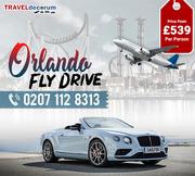 Fly drive Glasgow to Orlando | Traveldecorum