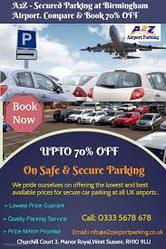 Heathrow Airport Parking Discount Code