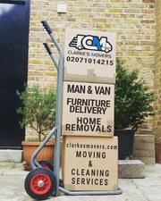 Hire Man and Van London