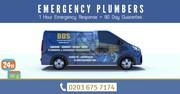 Emergency Plumber London – 24 Hour Plumbers Near Me