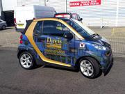 Let your Vehicle Shine with Wrapping and Graphics Services in Essex