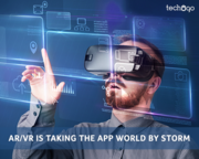 How to integrate AR into mobile applications?|Techugo