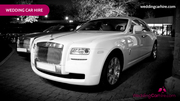 car hire for weddings london