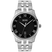 Hugo Boss Master Gents Bracelet Watch at Babla's Jewellers