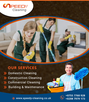 Best Construction Cleaning Services in London