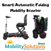 Smarti Automatic Folding Mobility Scooter Online- RainbowBestDeal