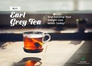 Green Tea With Lemon Loose Tea
