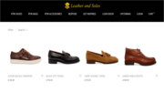 Buy Handmade Leather Shoes in UK- leatherandSoles