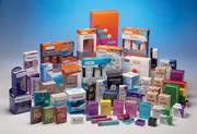 Get Custom Printed Health Packaging Boxes at OXO Packaging