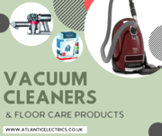 Shop Vacuum Cleaners and Floor Care Products Online at Atlantic Electr