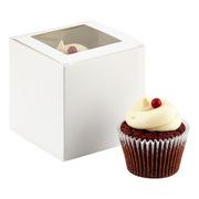 Get Custom Printed Single Cupcake Boxes at OXO Packaging