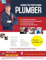 Plumber South London