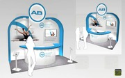 Hire Best Exhibition Booth Designer In UK,  USA