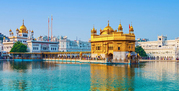 A tranquil visit to the Golden Temple