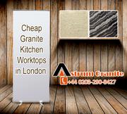 Buy Exclusive Designs of Kitchen Countertop on Astrum Granite in UK