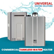 Commercial Tankless Water Heater In UK