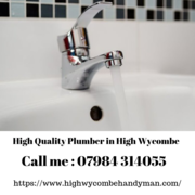 Get Expert Plumber in High Wycombe