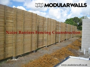 Acoustic Barriers Construction To Make Living Premises Noise Free