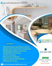 Experience Residential Plumbing London | MR Plumbing & Construction