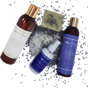 Lavender Fields Gift Sets – Soapynut Cosmetics
