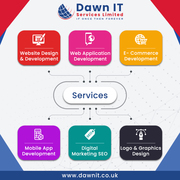 Dawnit: IT Company in London,  UK | Website Development Company in UK