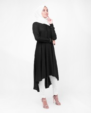 Buy Islamic Midi Tunic Dress from Haiqah Online Store