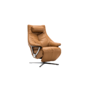 Elopini Executive Recliner Chair in Camel