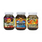 Chief All Caribbean Kuchela,  Mango Amchar & Tamarind Chutney