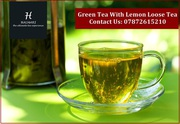 Green Tea With Lemon Loose Tea