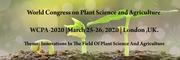 Plant science Meetings