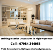 Interior Decoration in High Wycombe For Elegant Looking Home