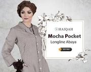 Buy the latest Abayas fashion has to offer from Haiqah Abaya store