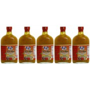 Aunt May's Hot Bajan Pepper Sauce 340g (12 oz) - (Pack of 5)