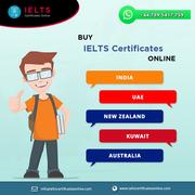 IELTS Certificate Online | IELTS Certificates Online