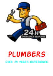 24/ Best Emergency Plumbers London