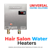 Hair Salon Water Heaters