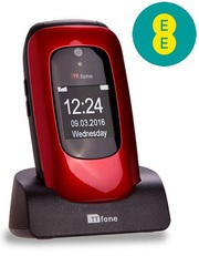 TTfone Lunar TT750 - Red - EE Pay As You Go